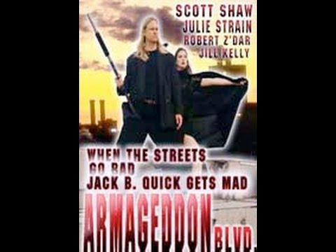 Armageddon Boulevard - Preview