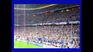 40.000 Chelsea Fans chant song ,,It s super Chelsea FC ,, Munich 2012