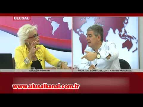Süheyl Batum: OHAL kapsamında çıkarılan KHK'lar OHAL sürecince geçerlidir