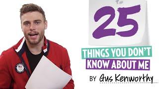 25 Things With Gus Kenworthy