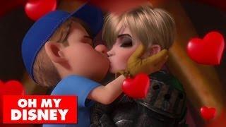 Disney Kiss Cam | Oh My Disney