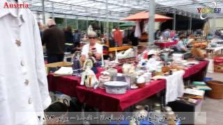 سوق شعبي لبيع الأدوات المستعملة - النمسا Austria