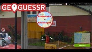 Geoguessr - 18 minute perfect score challenge (Geobettr)