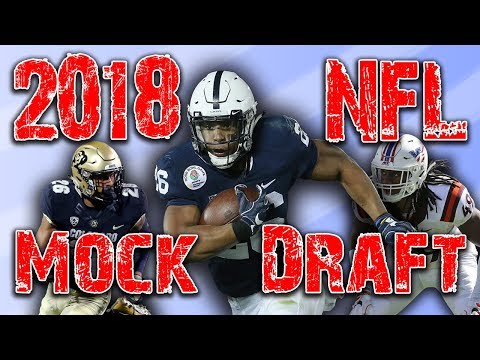 The Film Room Ep. 72: 2018 NFL Mock Draft Special