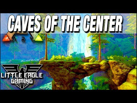 ARK Survival Evolved -:- Best Build Locations -:- Top 5 Caves above water on The Center