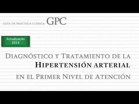 Hipertensión Arterial - Audio Guía de Práctica Clínica