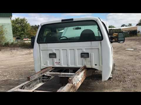 2000 Ford F-450 Super Duty PowerStroke V8 Cab & Chassis