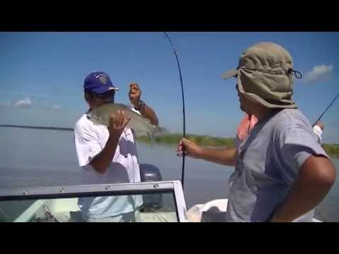 Pesca 2015 PASO LA PATRIA 2  TERCER TIEMPO