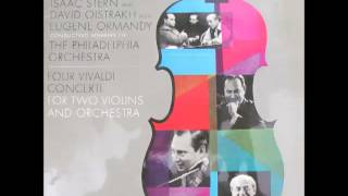 Isaac Stern and David Oistrakh plays Vivaldi