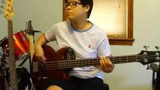 Vì Em Đã Quá Yêu Anh - Mỹ Tâm : bass cover