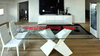 Modern Dining Table | Designer Dining Tables | Contemporary Dining Tables | Spacify.com