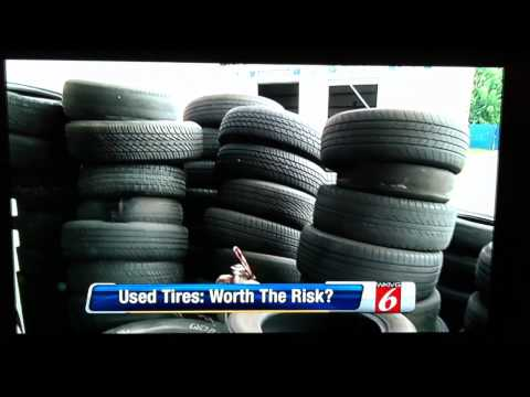 Local 6 News - World Automotive Services on Tire Safety