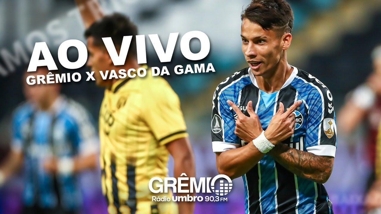 [AO VIVO 360º] Grêmio x Vasco da Gama (Campeonato Brasileiro 2020) l GrêmioTV