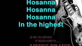 Hosanna- Hillsong Karaoke