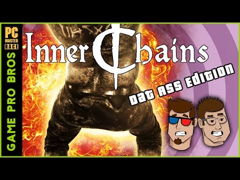 Inner Chains - Jiggly Man Booty Physics - Game Pro Bros |