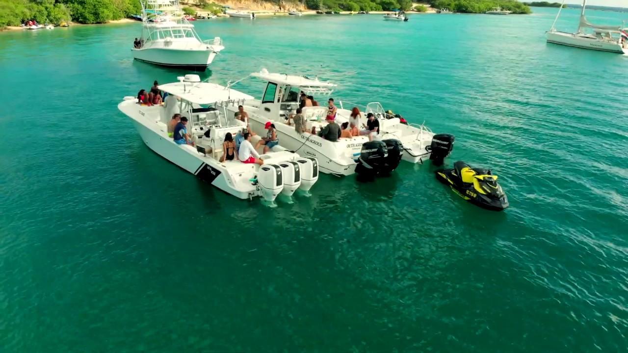 Curacao väder december