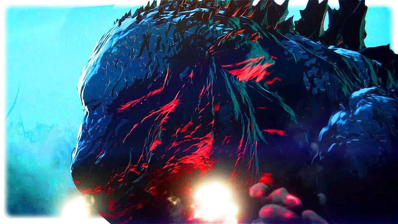 Download GODZILLA: MONSTER PLANET Trailer (2017) Netflix Anime Movie HD