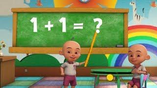 Lagu Anak Belajar Berhitung Upin Ipin Ceria