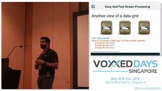 Fast Data Analytics in 2 Simple Steps - Voxxed Days Singapore 2019