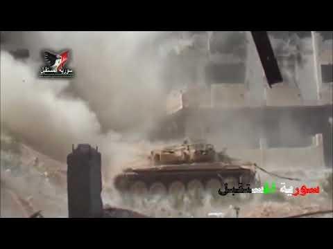 ᴴᴰ Tanks with GoPro's™ , get destroyed in Jobar Syria ♦ subtitles ♦из YouTube · Длительность: 31 мин48 с