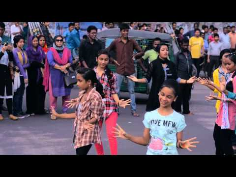 Flash mob chittagong
