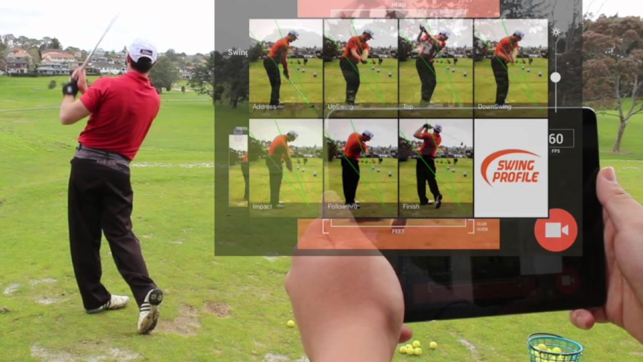 Golf Swing Analyzer Software and Training Aid | Golf Swing