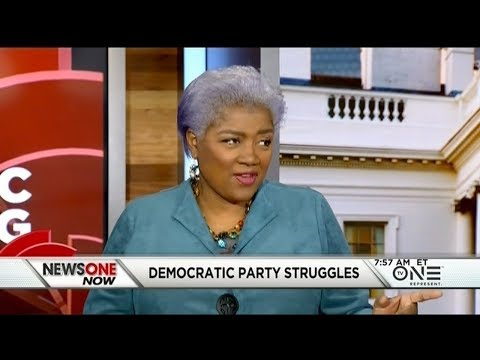 Donna Brazile Talks About Her New Book 'Hacks' & About The Struggles In Within The Democratic Party