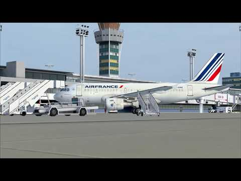 from Paris to Vienne (AIRFRANCE)