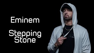 Watch Eminem Stepping Stone video