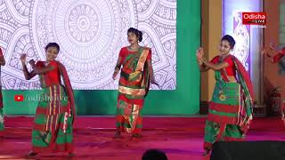 Click the 'bell' icon and subscribe! live dance performance by adima adivasi sangha on a santali song at mayurbhanj utsav 2018. santali: is languag...