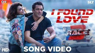 I Found Love Song Race 3 | Salman Khan, Jacqueline | Vishal Mishra | Bollywood Song 2018