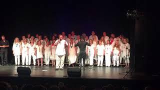 Hallelujah, Salvation & Glory - Kol & Soul Gospel Choir- Solo  Amnon Agassi