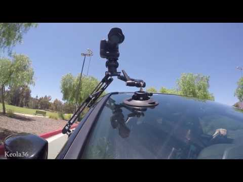 Selens SK-1 Professional Car Suction Cup Mount Review