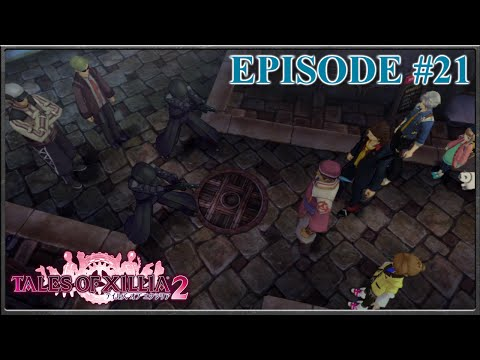 Tales Of Xillia 2 - Alvin's Backstreet Barter Battle & Heavy Claw - Episode 21