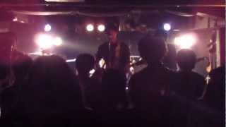 3/24/2013 アザラシ pre 「ROCKMEN! vol.1」 @Shinjuku Jam w/LARK マ...