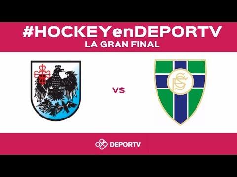 #HOCKEYenDEPORTV - San Fernando vs Ciudad - FINAL (Caballeros)