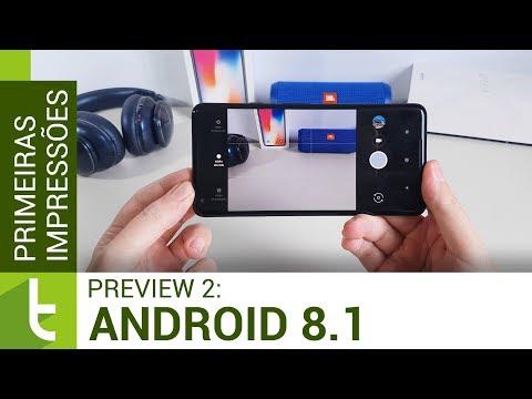 Primeiras impressões do Android 8.1 Oreo beta 2 | TudoCelular.com