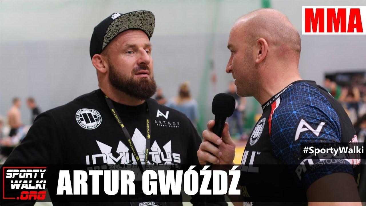 Łowca talentów Artur Gwóźdź był na ALMMA 142