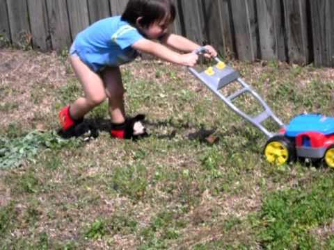 Bubble Mower Youtube