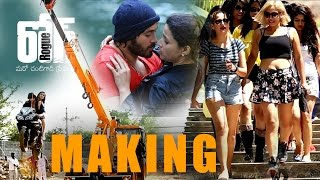 Rogue Movie Making || Puri Jagannadh || CV Ishaan || Thakur Anoop Singh  || Mannara Chopra || Angela
