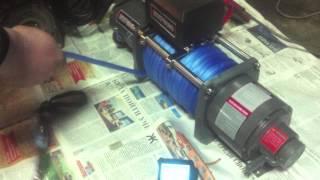 Электрическая лебедка-гибрид: Runva