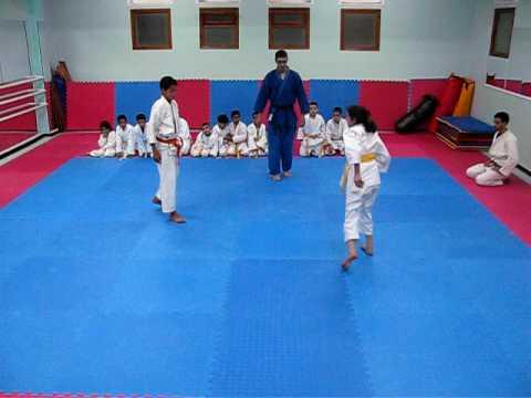 Examen grade ceinture orange judo 2 - YouTube ca409bffbbd