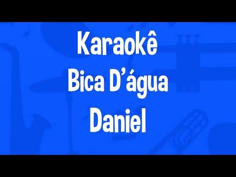 Karaokê Bica D'água - Daniel