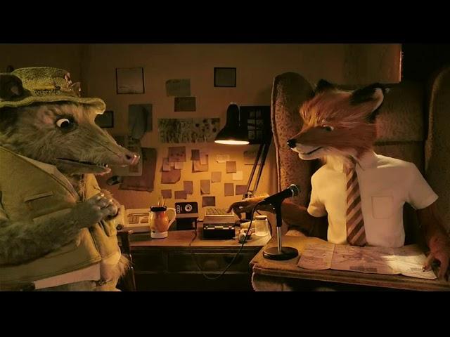 Fantastic Mr. Fox (2009) Master Plan
