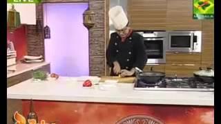 Malai Chicken Stew And Keema Palak By Chef Zakir