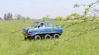 Как из автомобиля ЗАЗ 965 (Горбатый Запорожец), сделали вездеход. Тюнинг ЗАЗ 965