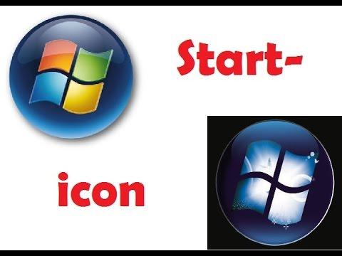 Windows 7 Icon ändern