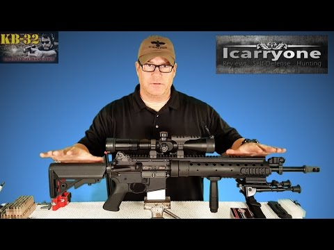 AR15 SPR My Pet Rifle!!!  VR to ICarryOne