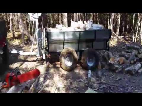 Randy's T Rex ATV Trailer