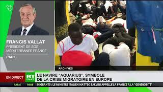 « Les italiens en ont marre » d'être la seule terre d'accueil du flux migratoire méditerranéen